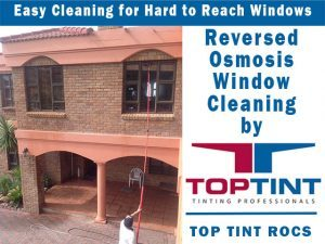 Easy Window Cleaning in the Garden Route
