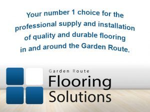 Flooring Solutions in the Garden Route