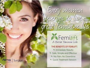 FemiLift Non-Surgical Laser Treatment in George