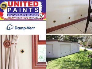 Damp Ventilation Solution in Mossel Bay and George Garden Route