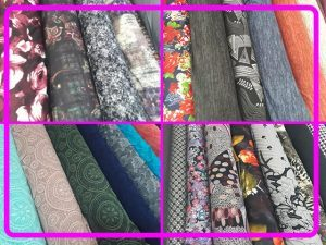 Fabric World George Big Winter Clearance 2017