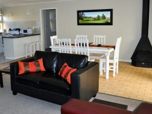George Golf Club Accommodation
