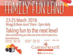 Family Fun at the Garden Route Mall in George