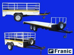 Trailer Hire in George