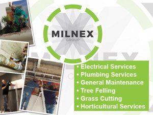 Milnex George Moving to Bigger Premises