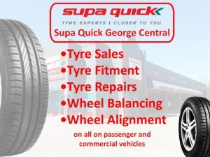 Tyre Sales and Fitment Centre in George