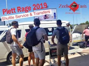 Plett Rage Shuttle Service and Transfers