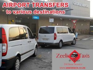 George Airport Shuttles and Transfers
