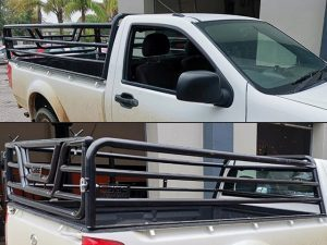 Cattle Rails for all Bakkies Custom Build in George