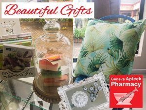 Beautiful Gifts from Geneva Pharmacy in George
