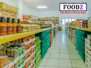 Grocery Factory Shop in George