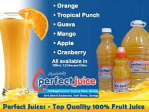 Perfect Fruit Juices in George