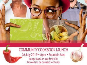 Garden Route Community Cookbook Launch